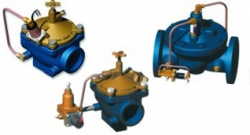 2000 Series Heavy Duty Irrigation Valves