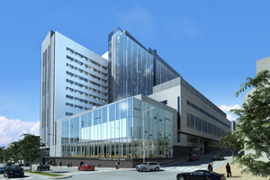 Project Name: Cathedral Hill Hospital