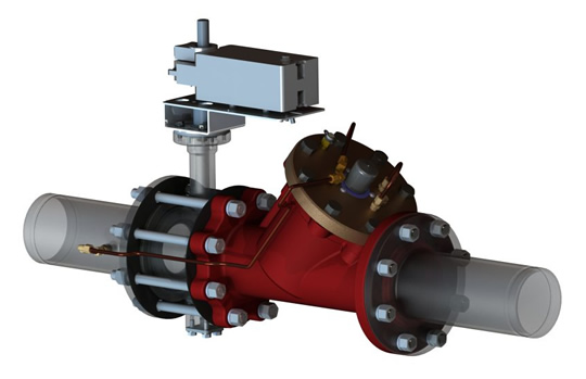 PIM-A adjustable pressure regulator