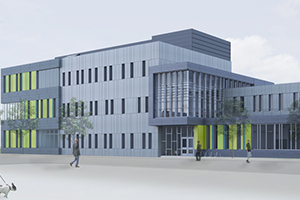 Southern Tier Hi-Tech Incubator griswold Controls Featured Project