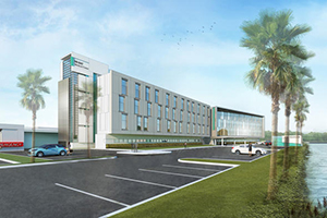 Project Name: Delray Medical Center