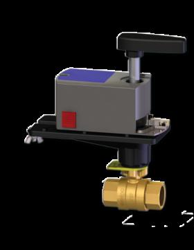 2-Way Unimizer® (Actuated Valve)