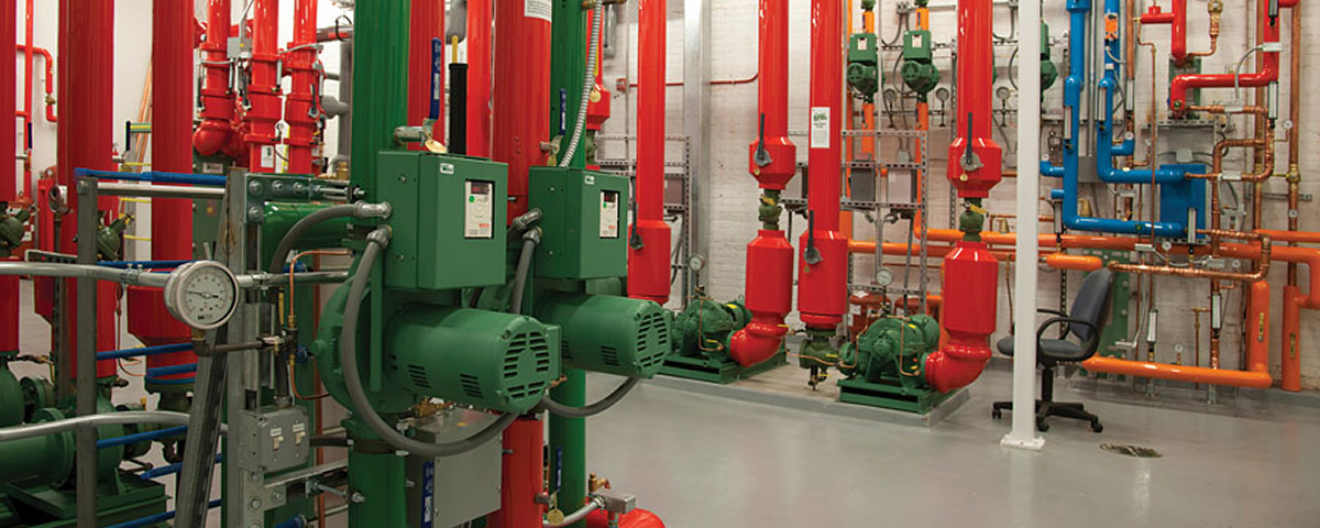 Griswold Controls and Hydronic Systems