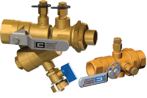 automatic flow limiting valve, Pressure Independent valves