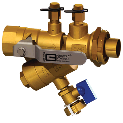 Automatic Flow Limiting Valve